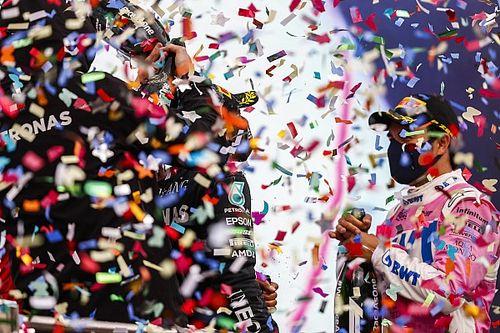 Todas las victorias y podios de 2020 en la F1