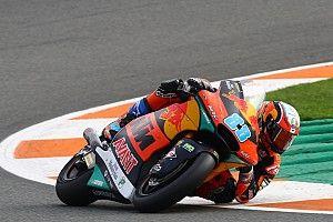 Hasil Moto2 Valencia: Jorge Martin Menang Dramatis