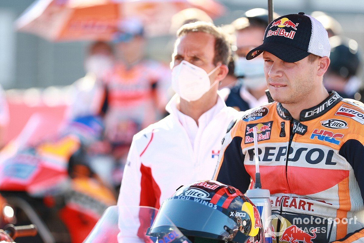 Honda bevestigt contractverlenging van testrijder Bradl