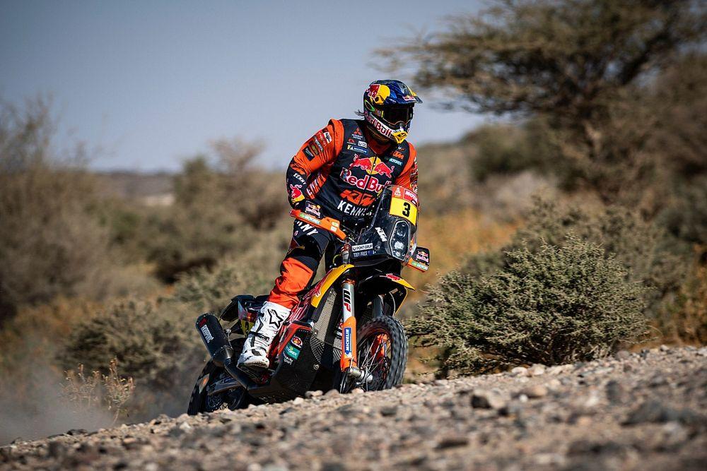 Dakar, Price tranquillo nonostante il distacco da Barreda