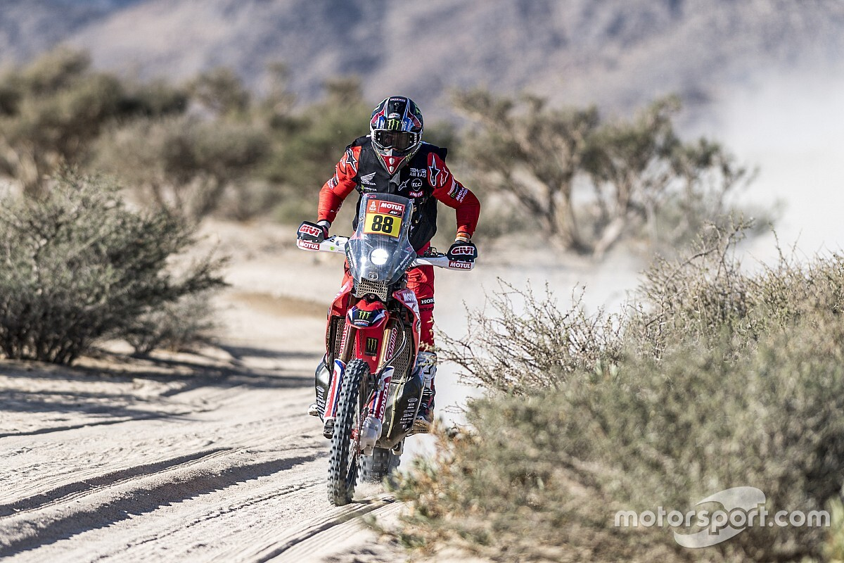 Dakar 2021, Etap 2: Barreda kazandı, KTM için kötü bir gün oldu