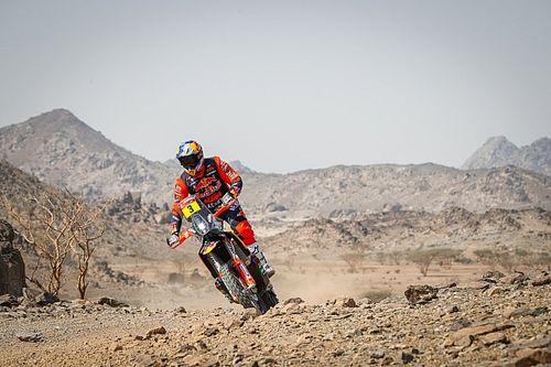 Price gana la etapa 1 del Dakar; Benavides, segundo