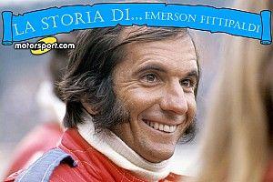 La storia di... Emerson Fittipaldi