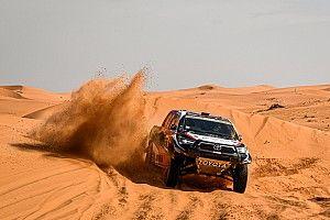 Al-Rajhi snelt naar tweede dagzege in Dakar 2021