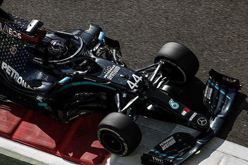 F1 Abu Dhabi: Hamilton Schnellster, aber Bestzeit für Bottas!
