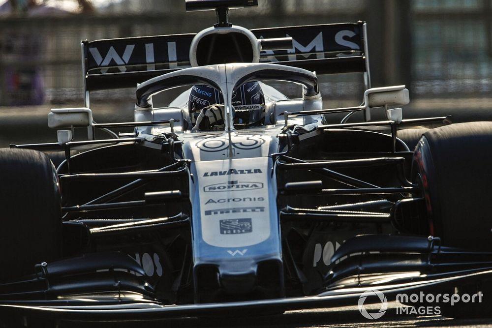 Williams not sacrificing this year's car despite 2022 caution