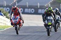 Crutchlow, MotoGP'deki son yarışının ardından hem mutlu hem üzgün