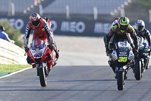 Volledige uitslag warm-up MotoGP GP van Portugal