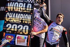 Albert Arenas se proclama campeón del mundo en Portimao