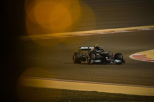 Bottas puts Mercedes on top on Day 2 of Bahrain F1 test