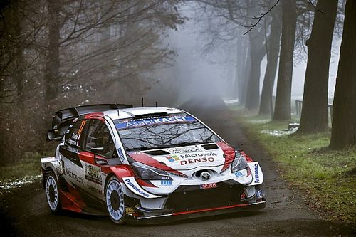 Monza WRC: Ogier leads first stage from Neuville