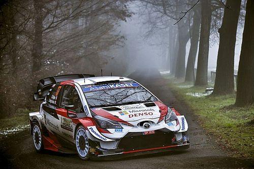 Sébastien Ogier premier leader au Rallye de Monza