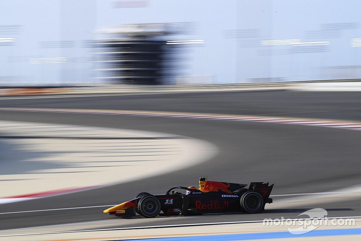 Tsunoda wint F2-race op Sakhir, Schumacher behoudt voorsprong