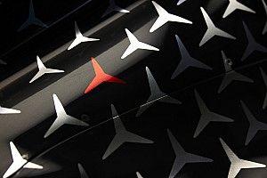Mercedes explicó el cambio de lugar de la estrella de Lauda