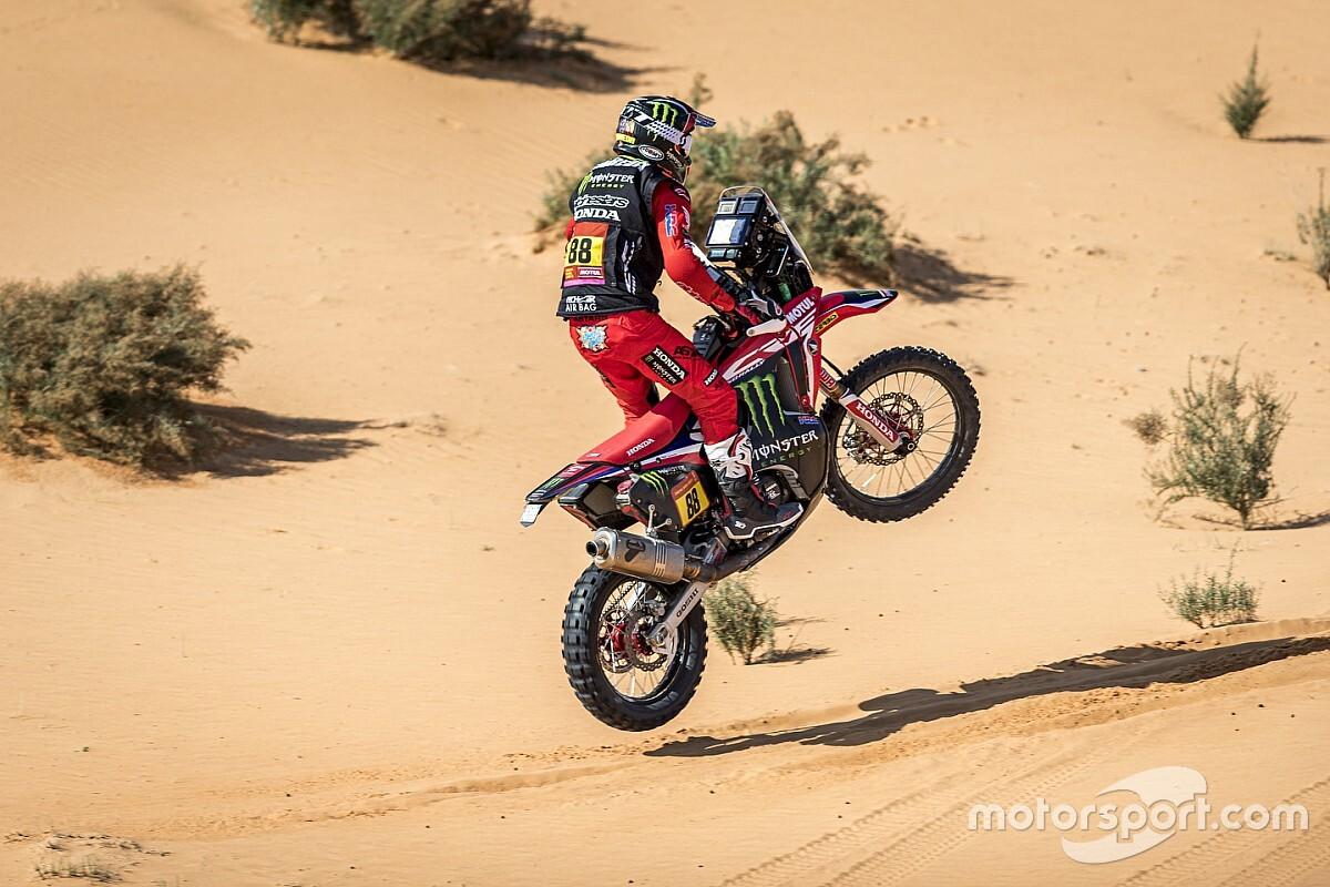 La reflexión de Arcarons sobre las victorias de Barreda en el Dakar