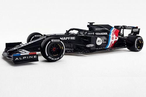 Alpine dévoile la date de présentation de sa F1 2021