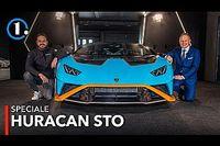 Lamborghini Huracán STO, ce la racconta chi l'ha fatta