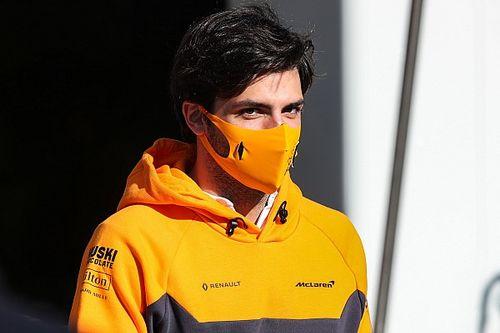 Sainz: Saya Tak Terlalu Berharap Bisa Perkuat Ferrari