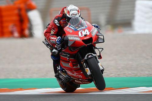 Dovizioso Bertekad Beri Kado Perpisahan Manis kepada Ducati