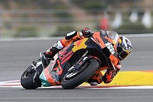 """Oliveira espère que KTM saura """"s'adapter"""" au pneu dur asymétrique"""