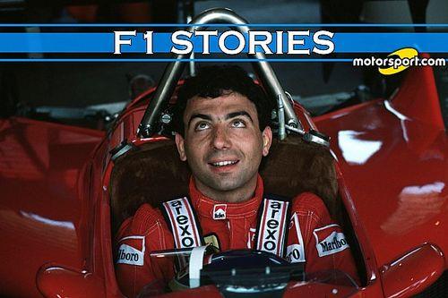 F1 Stories: Alboreto, il sogno italiano