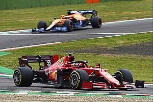 Sainz : Ferrari peut battre McLaren sur certains circuits