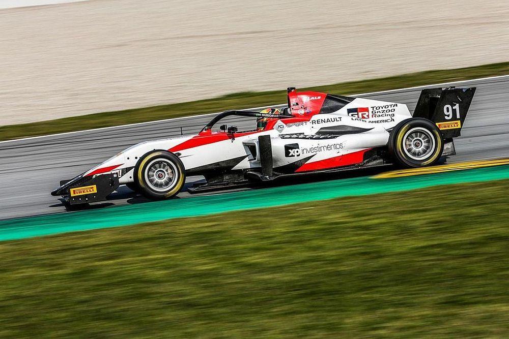 Dudu Barrichello é 15º em teste coletivo da FRECA em Spa