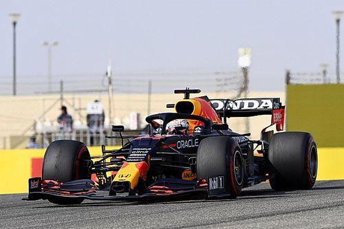F1バーレーンFP3:フェルスタッペンがフリー走行完全制覇。ガスリー3番手、角田裕毅13番手