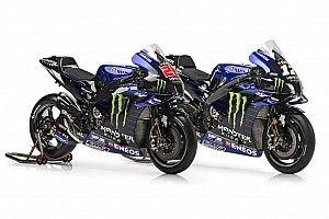 Yamaha, 2021 MotoGP motosikletini tanıttı