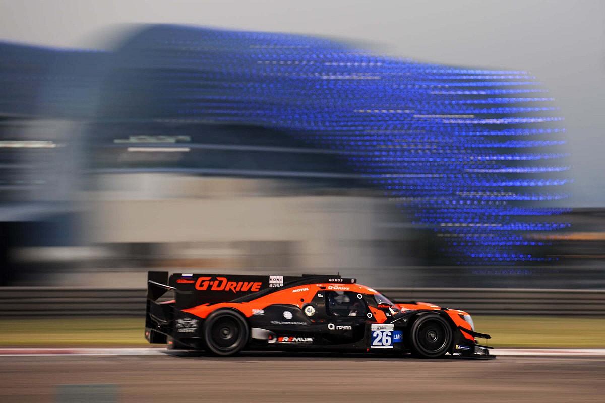 Habsburg najszybszy w FP1