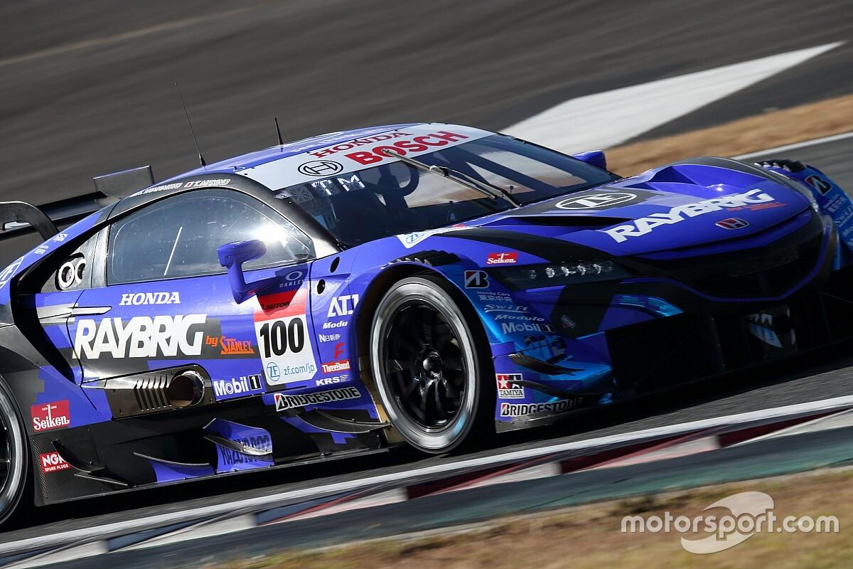 Fuji Super GT: Honda beats Toyota to title on finish line