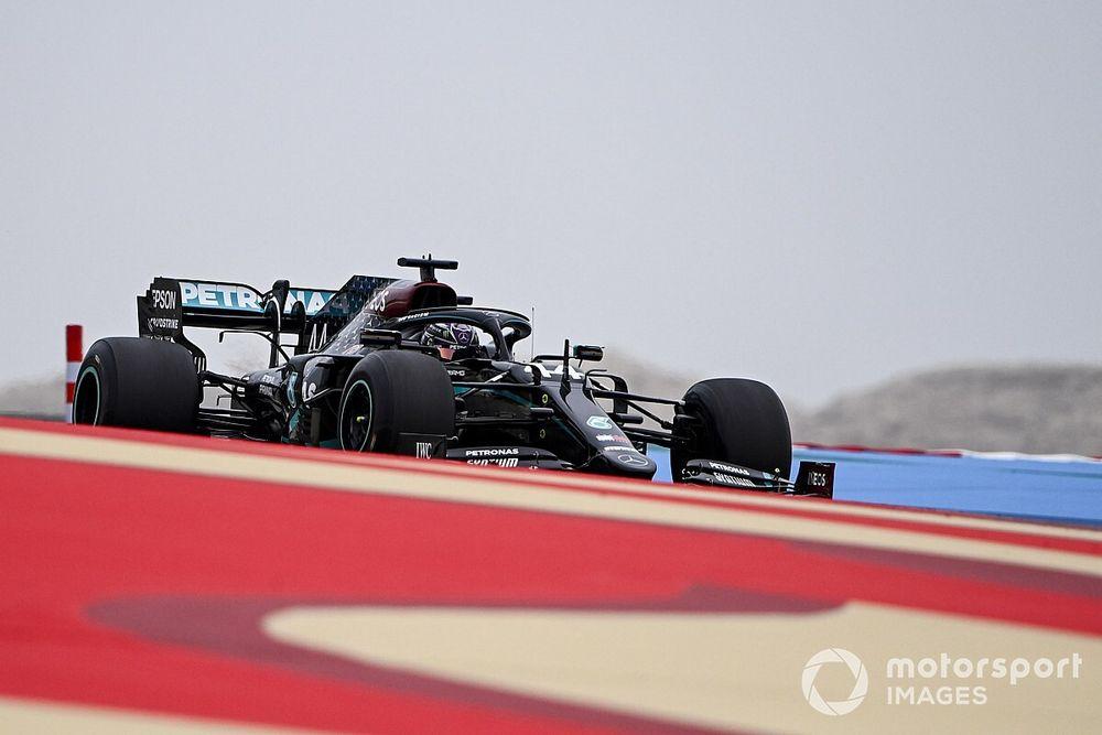 ハミルトン、2021年仕様の新タイヤを批判「あまり言いたくないけど……1周1秒遅い」