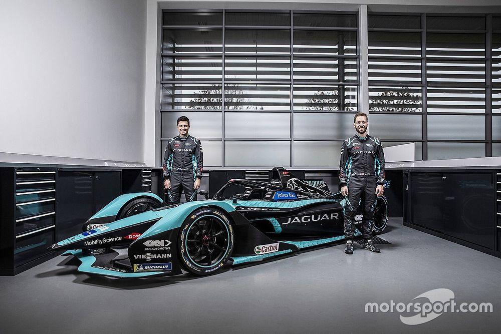 Jaguar estrena coche para la Fórmula E 2020/21