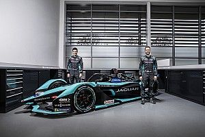 Jaguar unveils new Formula E car for 2020/21 season