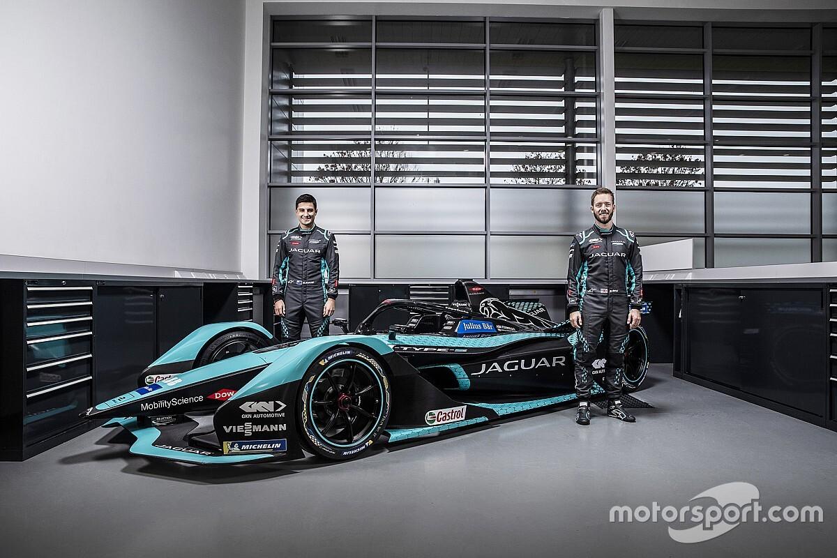 Formula E: Jaguar svela la vettura per la stagione 2020-21