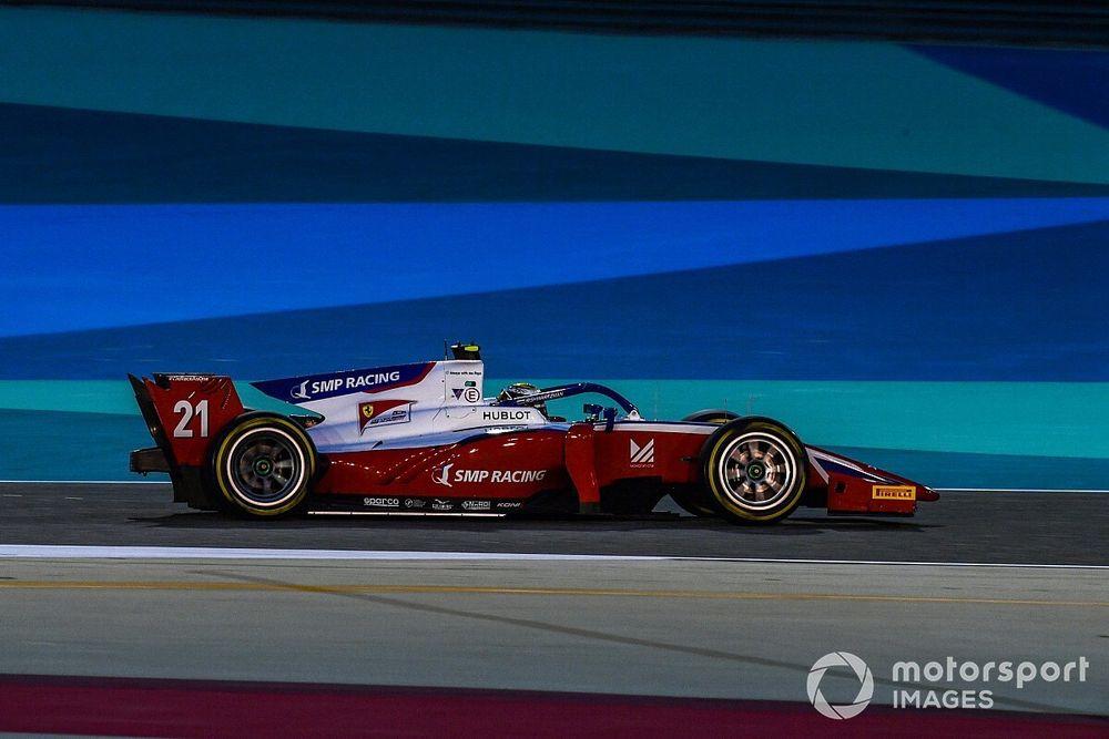 Шварцман и Мазепин сделали дубль в Бахрейне и обогнали Цуноду в борьбе за третье место в Формуле 2