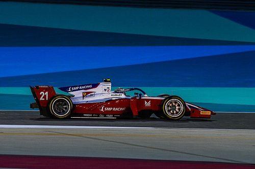 Hasil Sprint Race F2 Bahrain: Shwartzman Menang Mudah, Schumacher Urung Juara