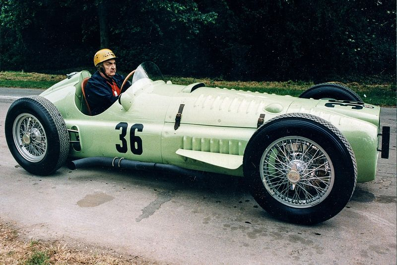 BRM F1 recreation project takes step forward as original engine runs