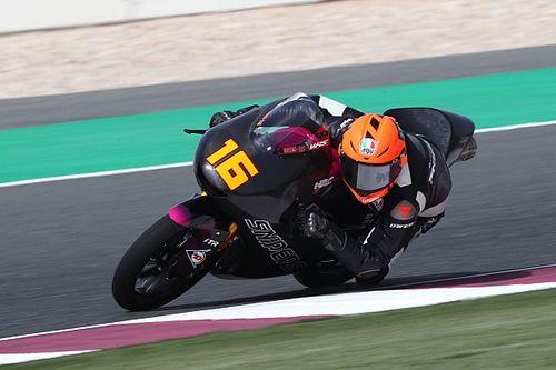 Hasil Tes Moto3 Qatar: Darryn Binder Tercepat