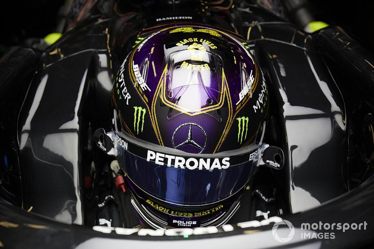 """""""Mercedes ve Hamilton arasında 'her şey sakin' bir durumda"""""""