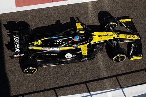 F1: Equipes ainda podem dar grandes passos no design dos carros para 2021, diz Renault