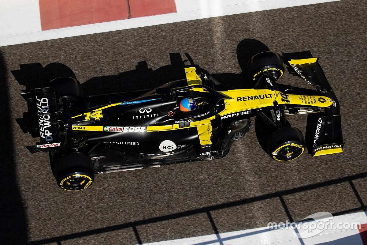 """A Alonso le va a costar acostumbrarse al Renault"""