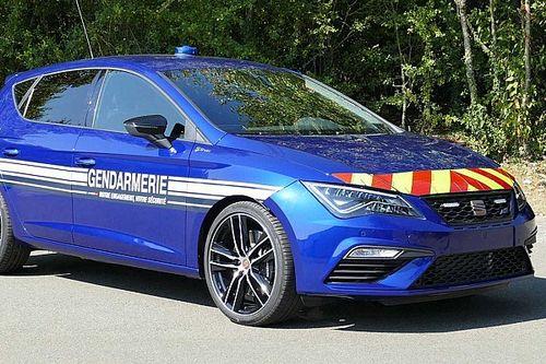 Así es el nuevo coche de la gendarmería francesa