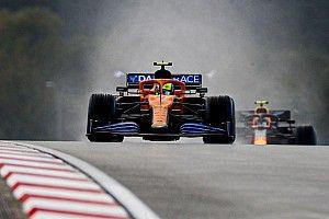 Lando Norris pénalisé sur la grille au GP de Turquie