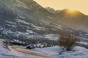 WRC: las sensacionales imágenes del sábado del Rally de Montecarlo