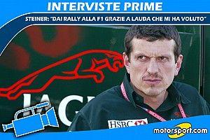 """Steiner: """"Dai rally alla F1 grazie a Lauda che mi ha voluto"""""""