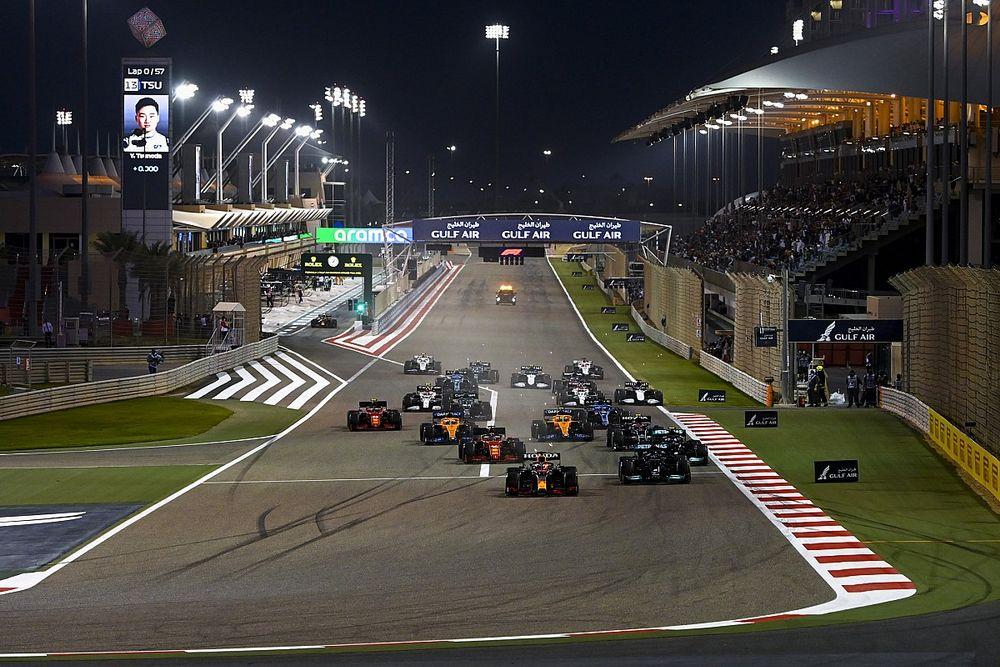 Utak-Atik Jadwal Paruh Kedua Formula 1 2021