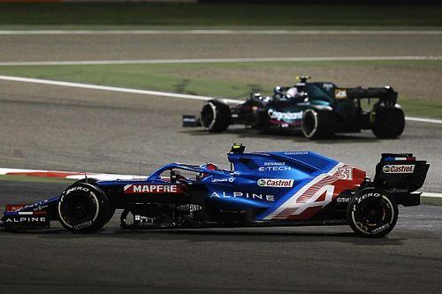 Senggol Ocon di GP Bahrain, Vettel Akui Kesalahannya
