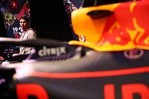 Red Bull pone día de presentación… y es muy pronto