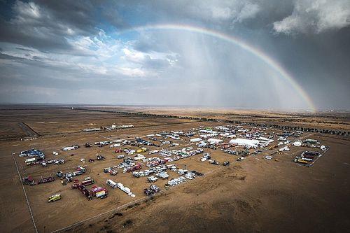 """Un bivouac plus """"écolo"""" sur le Dakar d'ici 2024"""